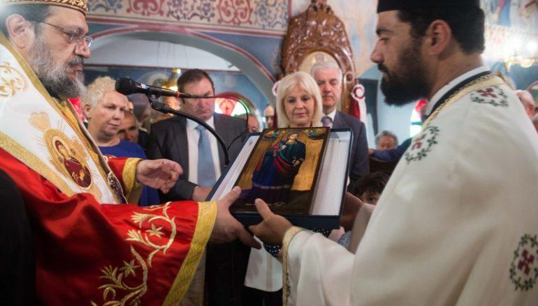 100 έτη από των εγκαινίων του Ναού Αγίας Βαρβάρας Καλαμάτας