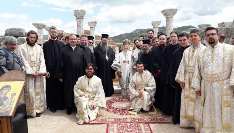 Η Εκκλησιαστική Ακαδημία Θεσσαλονίκης στη γη της Ιωνίας