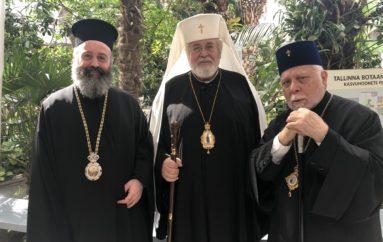 Εσθονίας Στέφανος – 20 χρόνια στο πηδάλιο της Αυτονόμου Εκκλησίας