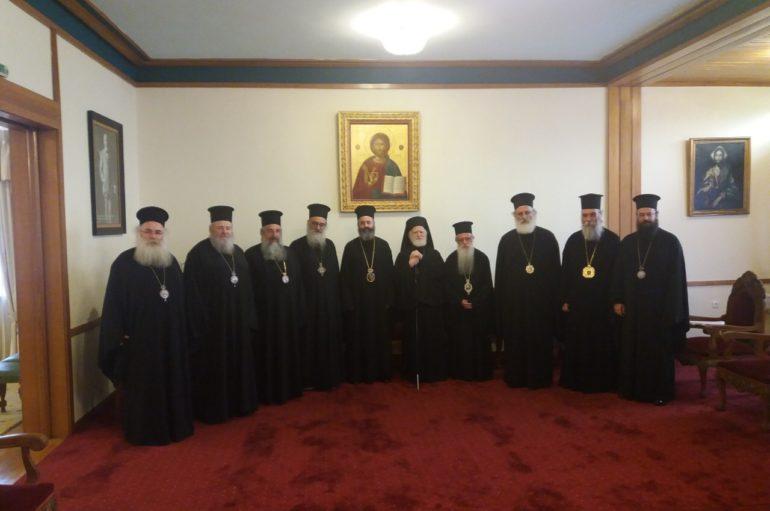 Εκδήλωση μνήμης του Αρχιεπισκόπου Αυστραλίας Στυλιανού στην Κρήτη