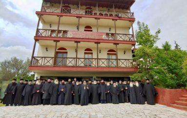 Ιερατική Σύναξη Μαΐου στην Ι. Μητρόπολη Λαγκαδά
