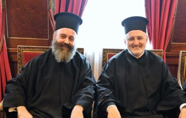 Οι Ενθρονίσεις των νέων Αρχιεπισκόπων Αυστραλίας και Αμερικής