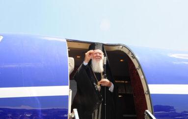 Αναχώρησε για την Πολωνία ο Οικ. Πατριάρχης