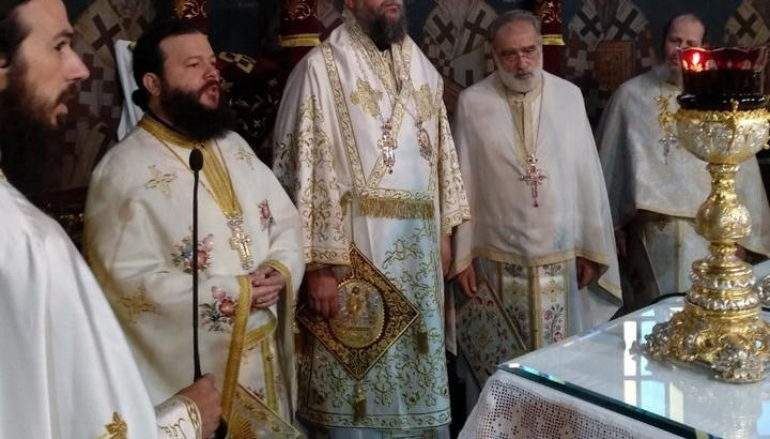 Η εορτή των Αγίων Κωνσταντίνου και Ελένης στη Νέα Ιωνία
