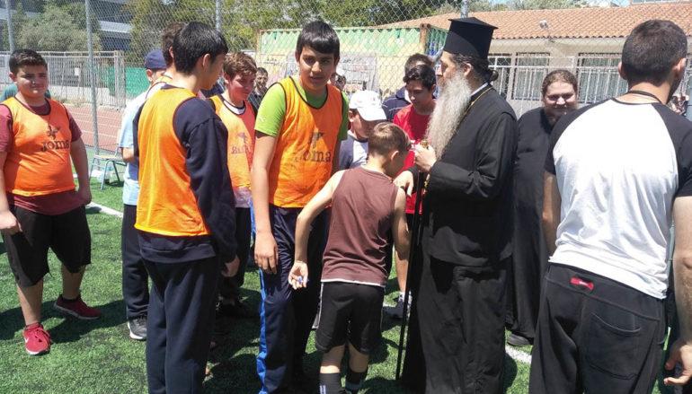 Γιορτή Αθλητισμού 2019 για παιδιά και εφήβους της Ι. Αρχιεπισκοπής