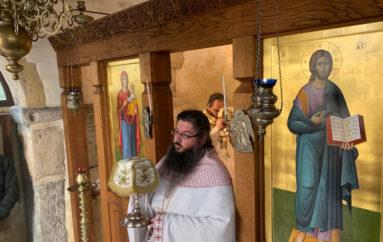 """Εόρτασε το εκκλησάκι της Αγίας Ειρήνης – """"Ρηνάκι της Πλάκας"""""""