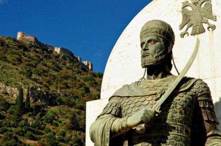 Η τελευταία ομιλία του Αυτοκράτορα Κωνσταντίνου ΙΑ΄ Παλαιολόγου