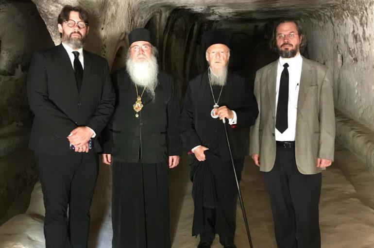 Το ταξίδι του Οικ. Πατριάρχη στην Καππαδοκία