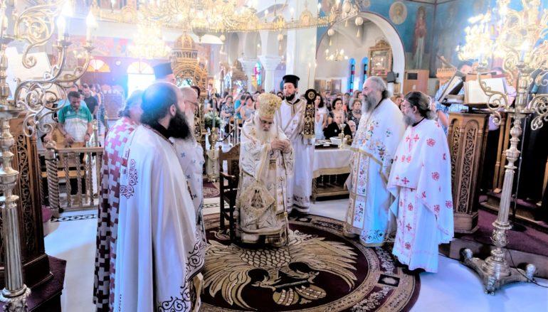 Εορτή του Αγ. Λουκά του Ιατρού στην Ι. Μητρόπολη Εδέσσης