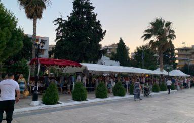 Πλήθος προσκυνητών στην Κόρινθο για την Αγία Ζώνη