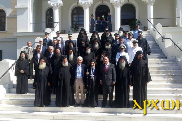 Αλλαγή Ιεράς Επιστασίας του Αγίου Όρους