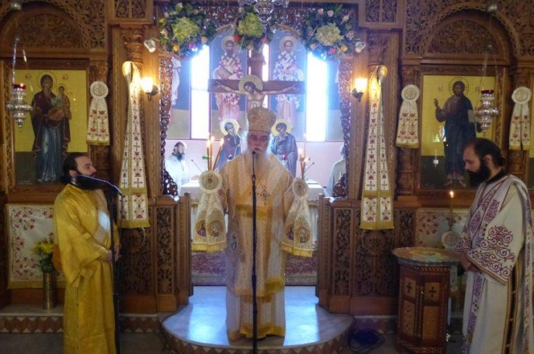 Εορτή των πρωτοκορυφαίων Αποστόλων στην Μεσοποταμία Καστοριάς