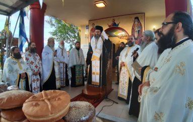 Εσπερινός του Αγίου Λουκά του Ιατρού στην Ι. Μ. Λαρίσης