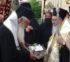 Υποδοχή Ιερών Θησαυρισμάτων στον Καθεδρικό Ναό της Κορίνθου