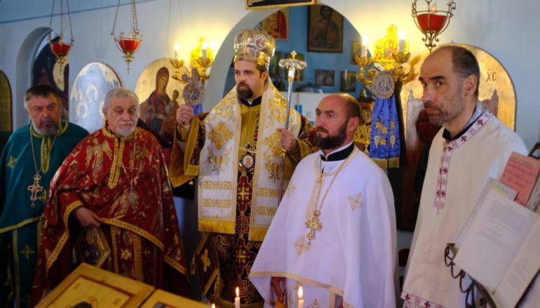 """Μελιτηνής: """"Στην ομογένεια διατηρούμε ζωντανή τη φλόγα της πρώτης Εκκλησίας"""""""