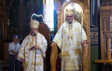 Η εορτή της Πεντηκοστής στην Μητρόπολη Μεσσηνίας