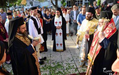 Λείψανο του Αγ. Γεωργίου του εν Ιωαννίνοις υποδέχθηκε η Ορεστιάδα