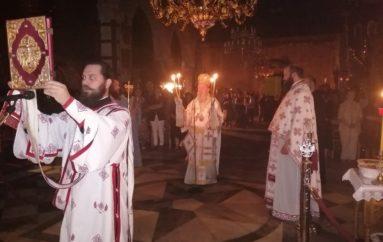 Εορτή των Αποστόλων Βαρθολομαίου και Βαρνάβα στην Ι. Μ. Χαλκίδος