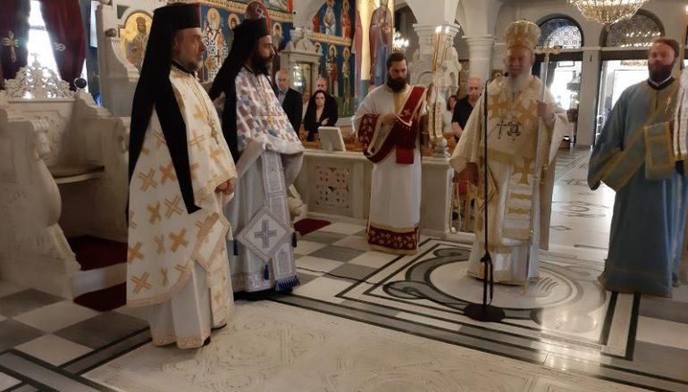 Κυριακή της Πεντηκοστής στο Ι. Προσκύνημα του Οσίου Ιωάννου του Ρώσσου