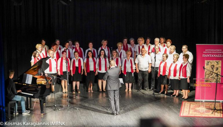 Μουσική Εκδήλωση για τον  Σταύρο Γουργουλιάτο στην Ι.Μ. Βεροίας