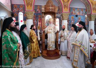 ΚE´Παύλεια: H εορτή του Αγίου Νικολάου Καβάσιλα στην Ι. Μ. Βεροίας (ΦΩΤΟ)