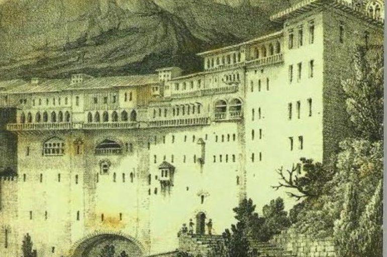 Η ιστορική μάχη του Μεγάλου Σπηλαίου