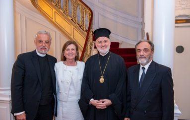 Νέος Γενικός Αρχιερατικός Επίτροπος στην Ιερά Αρχιεπισκοπή Αμερικής