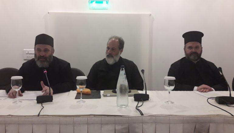 Σεμινάριο κληρικών από την Ι. Μητρόπολη Καλαβρύτων