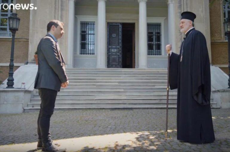 Αμερικής Ελπιδοφόρος: «Αφήνω την καρδιά μου στην Κωνσταντινούπολη»