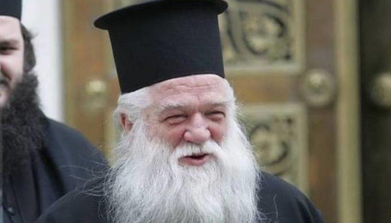 """Αρχιμ. Γεράσιμος Φραγκουλάκης σε Καλαβρύτων: """"Εξαντλείτε τις ανοχές μας!"""""""