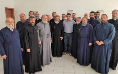 """Αυγενάκης: """"Αναγνωρίζουμε την προσφορά της Εκκλησίας στο Ελληνικό Έθνος"""""""