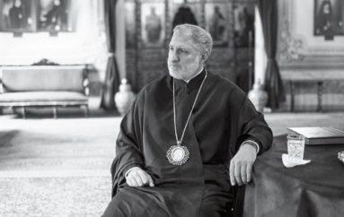 Ο Αρχιεπίσκοπος Αμερικής Ελπιδοφόρος φθάνει στη Νέα Υόρκη