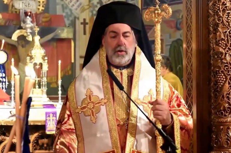 Νέος Αρχιεπίσκοπος Θυατείρων ο Μητροπολίτης Δαρδανελλίων Νικήτας
