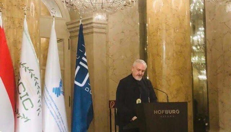 Ο Μητροπολίτης Γαλλίας ομιλητής σε Διαθρησκειακό Συνέδριο στη Βιέννη