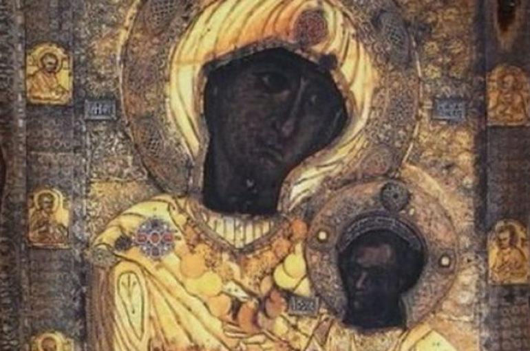 Έκλεψαν τα τάματα από την Εικόνα της Παναγίας Πορταΐτισσας στο Άγιον Όρος