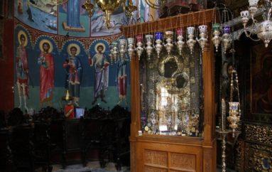 Συνελήφθη ο ιερόσυλος που έκλεψε τάματα από την Παναγία Πορταΐτισσα
