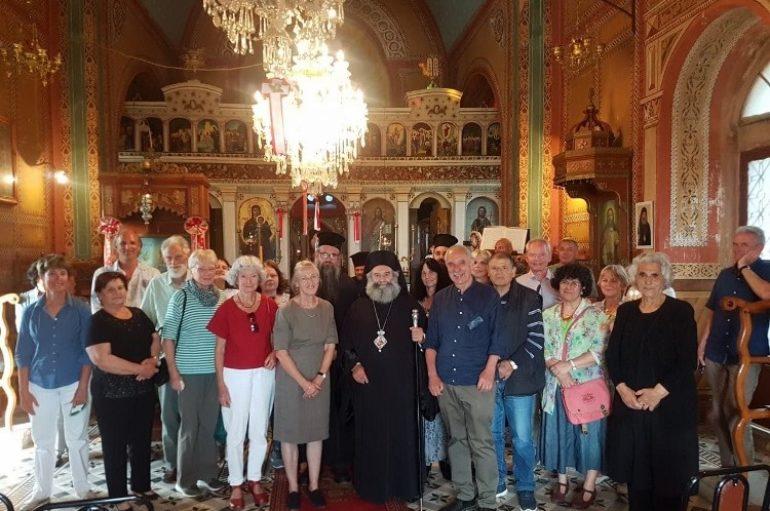 Γνωριμία με την Ορθοδοξία στην Ιερά Μητρόπολη Μάνης
