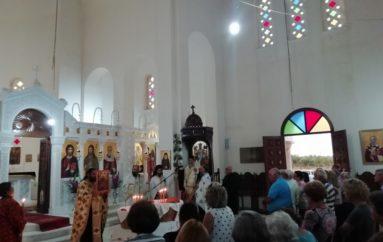 Η εορτή του Αγίου Πνεύματος στην Ιερά Μητρόπολη Μάνης