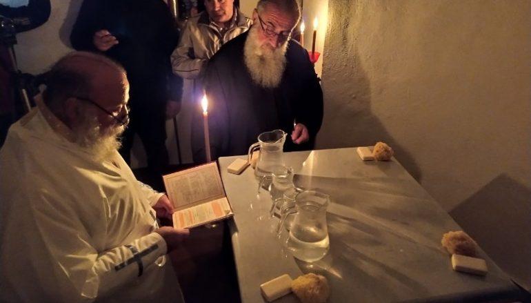 Ιερά Αγρυπνία στον Ι. Ν. Αγίου Αιμιλιανού Γρεβενών