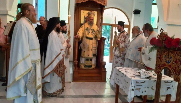 Εορτή του Αγίου Παρθενίου επισκόπου Ραδοβισδίου στην γενέτειρά του