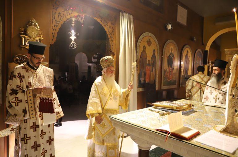 Τον Άγιο Μιχαήλ Χωνιάτη τίμησε το Νέο Ψυχικό