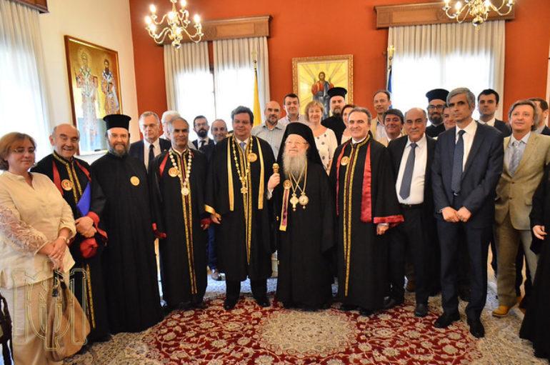 Επίτιμος Διδάκτωρ της Θεολογικής Σχολής του ΑΠΘ ο Μητροπολίτης Θεσσαλονίκης