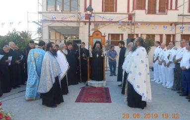 Η εορτή των Αγίων Αποστόλων στις Οινούσσες