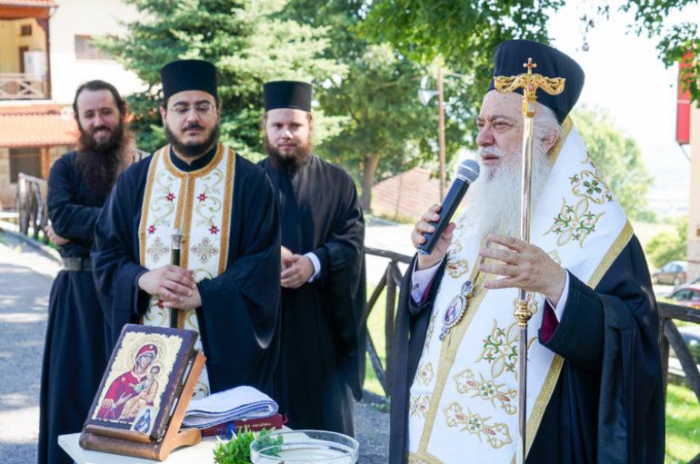 Ξεκίνησε η φιλοξενία παιδιών στις εγκαταστάσεις της Ι. Μονής Παναγίας Δοβρά