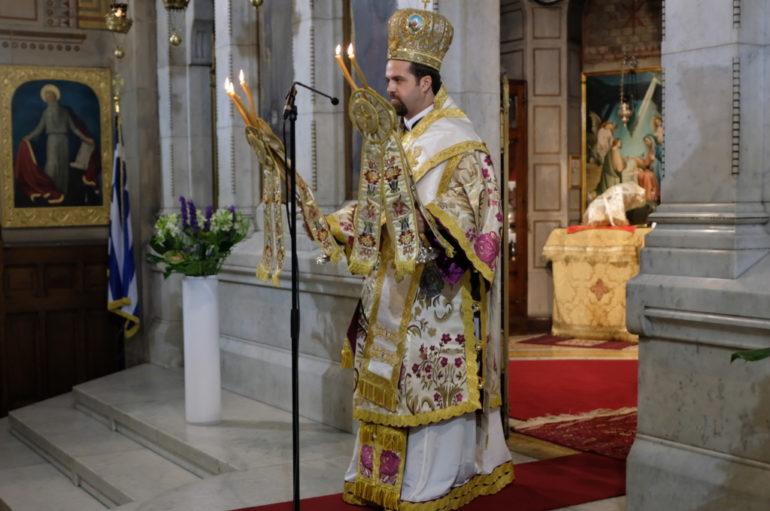 """Μελιτηνής: """"Η ζωή των πιστών δεν μπορεί να έχει γκρίζες ζώνες"""""""