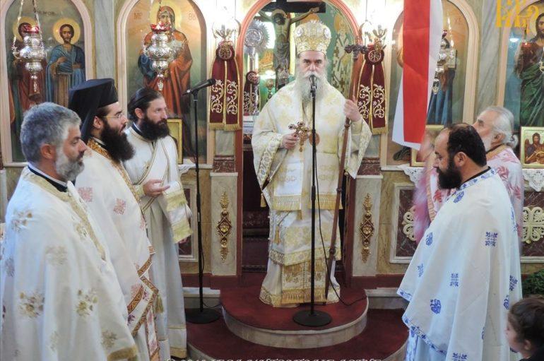 Εορτή του Αγ. Παρθενίου Επισκόπου Ραδοβισδίου στο Βελεντζικό Άρτης