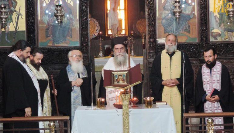 Προσκύνηση Λειψάνων Αγίου Λουκά του Ιατρού και Ευχέλαιο στην Ι. Μ. Άρτης