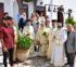 Ο Μητροπολίτης Σύρου στην Ι. Μονή Παλαοιοκάστρου Μυκόνου