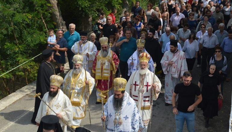 Με λαμπρότητα πανηγύρισε η Ι. Μονή Αγίας Μαρίνας Βόνης Κρήτης