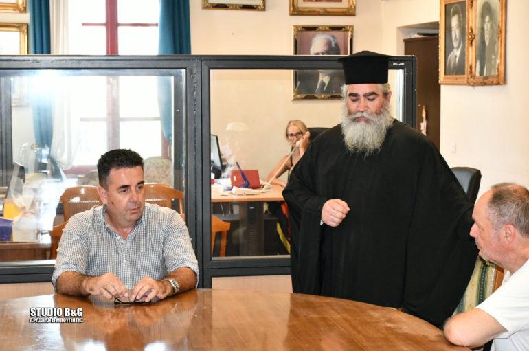 Υλοποιείται το κτήριο του συσσιτίου της Ευαγγελίστριας Ναυπλίου